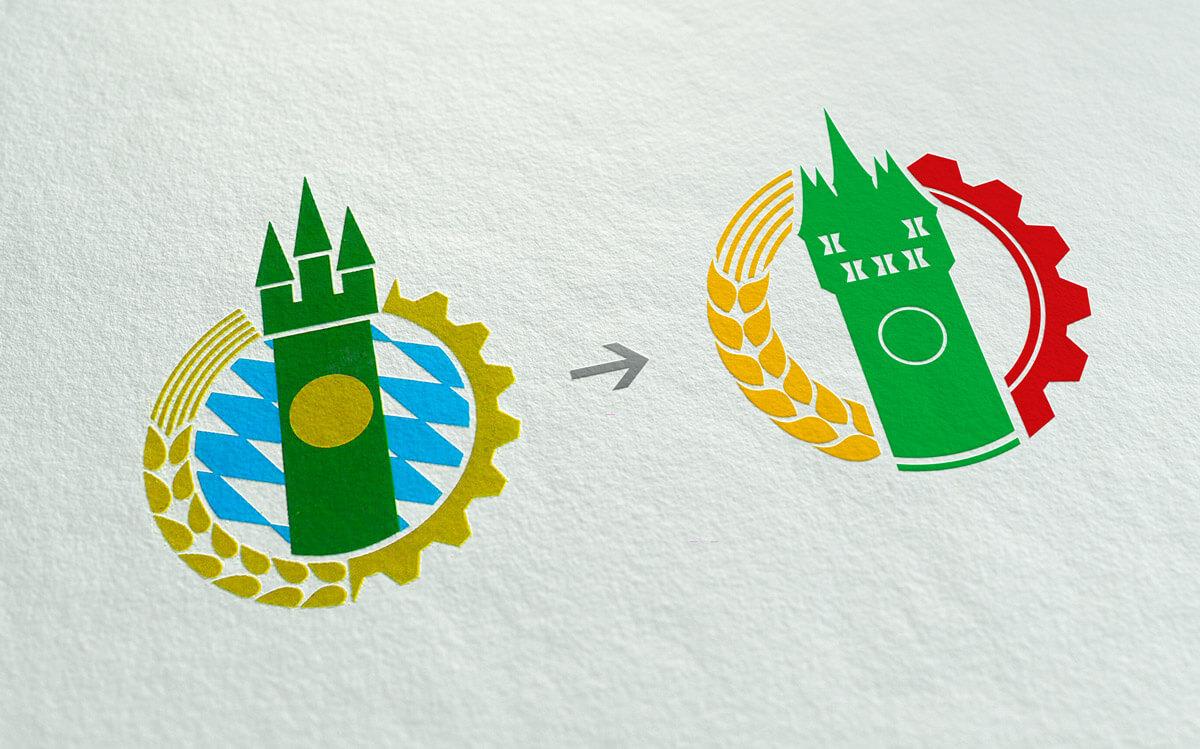 Logo-Redesign für die Ostbayernschau
