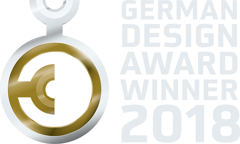German Design Award 2018 – Winner