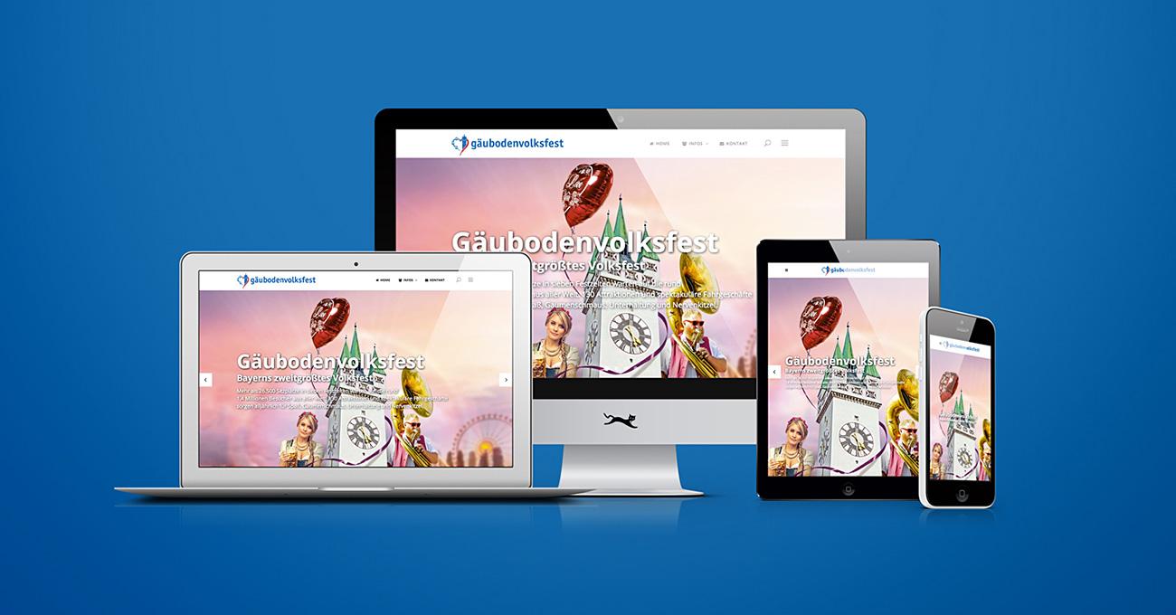 teamElgato News – Microsite für's Gäubodenvolksfest