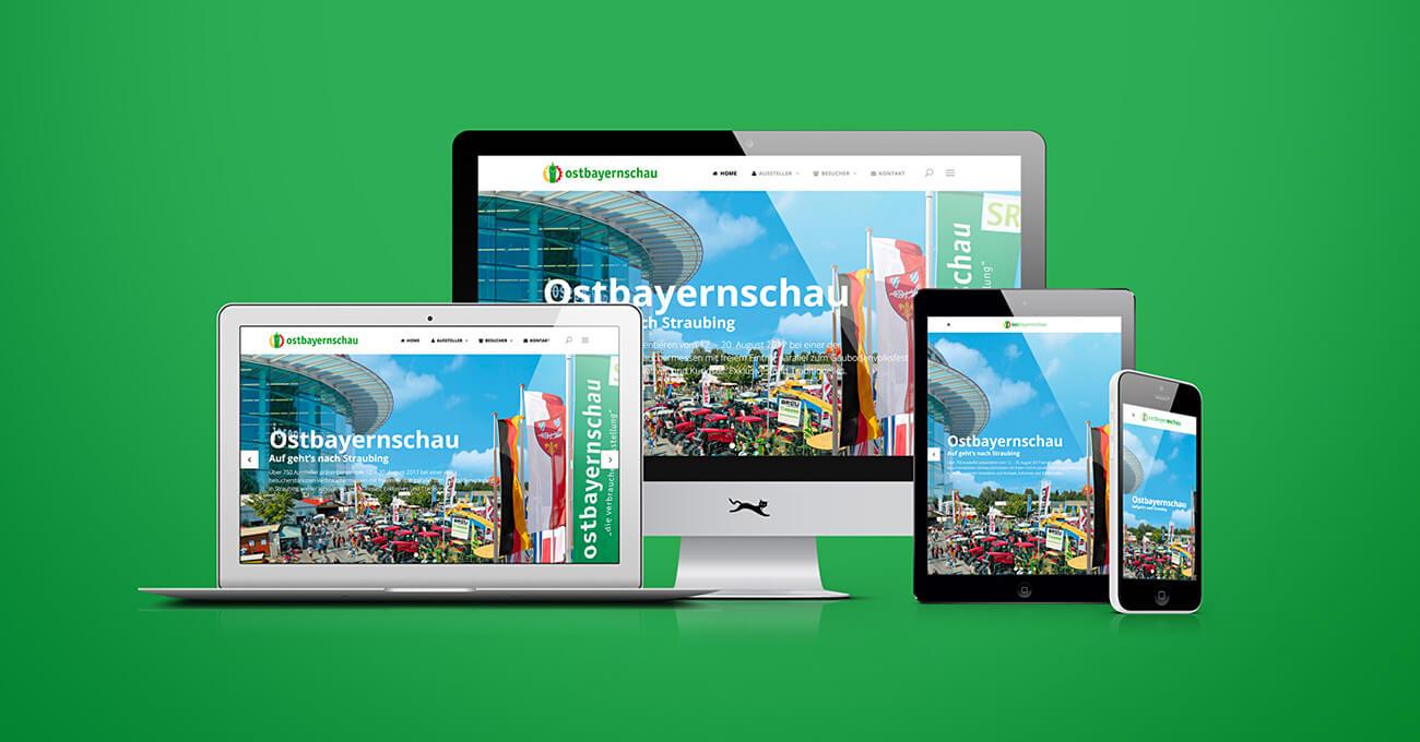 teamElgato News – Microsite für die Ostbayernschau