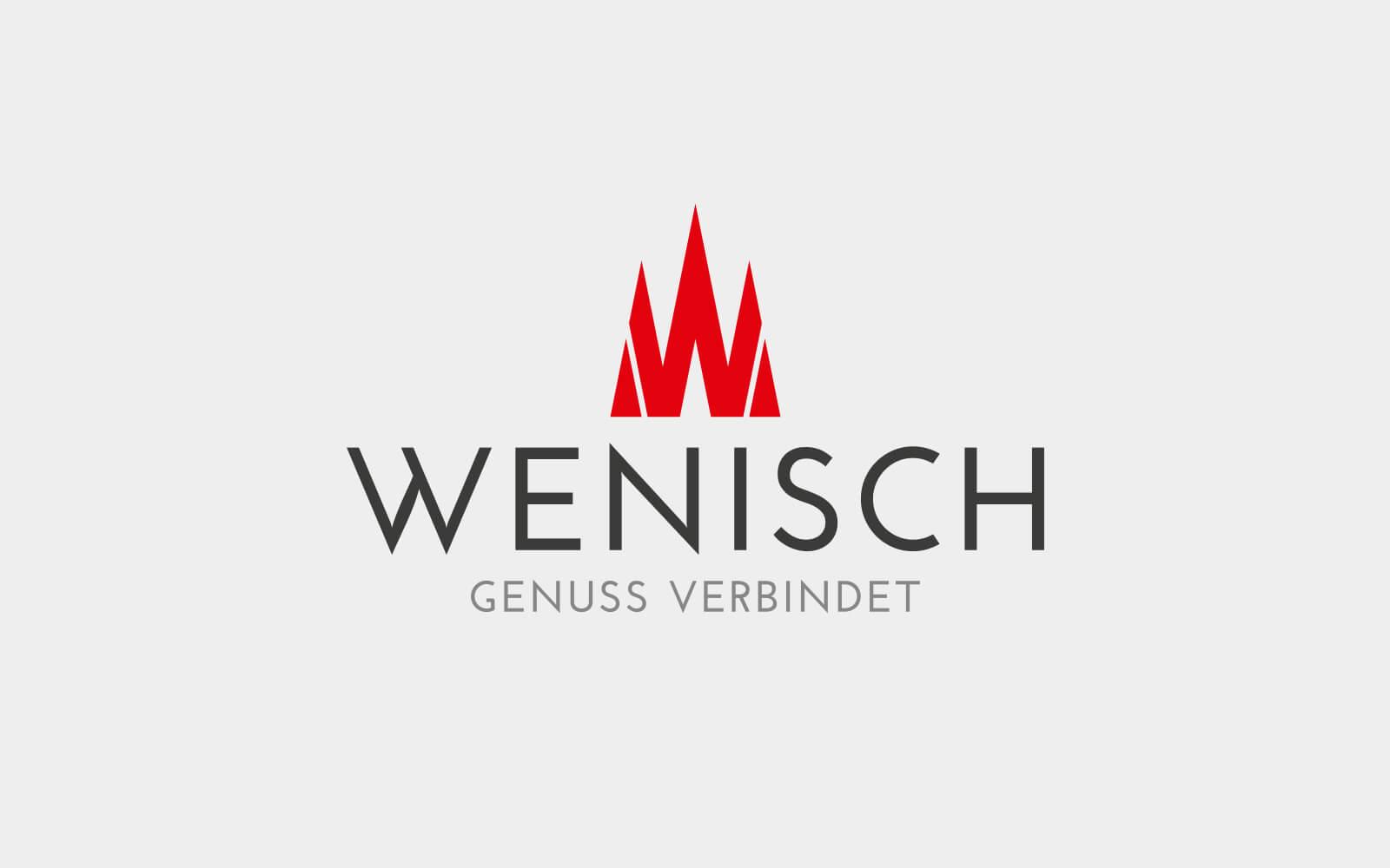 Wenisch – Dachmarke farbig