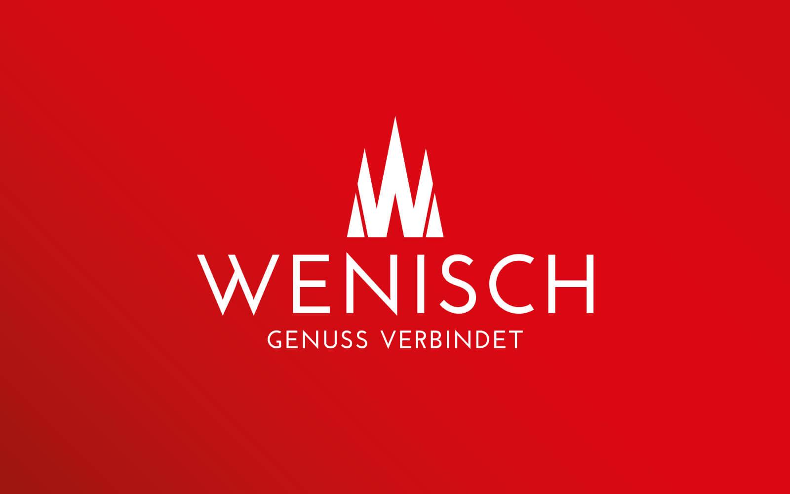 Wenisch – Dachmarke weiß