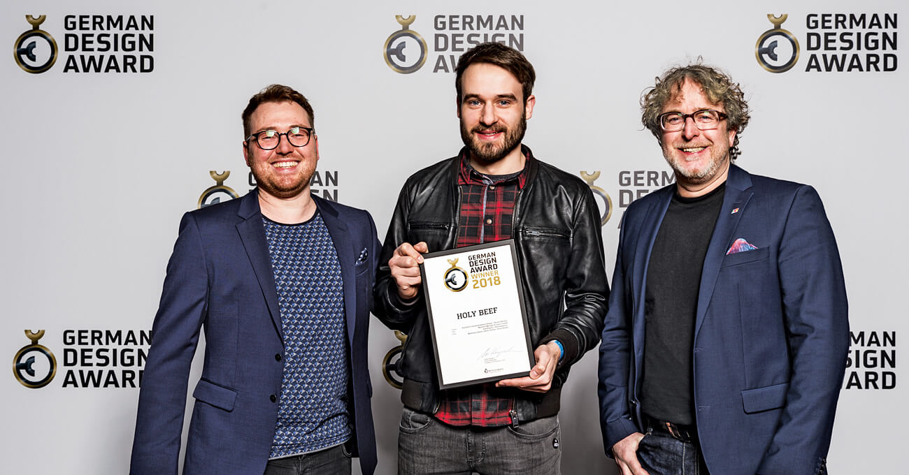 teamElgato News – German Design Award 2018 (© Rat für Formgebung)