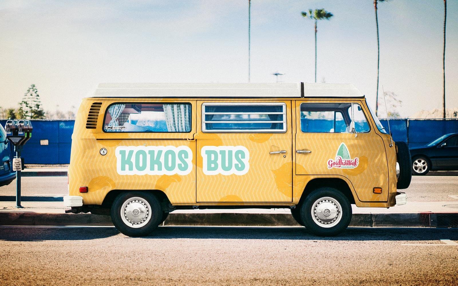 Goidhaibal® – Kokos-Bus