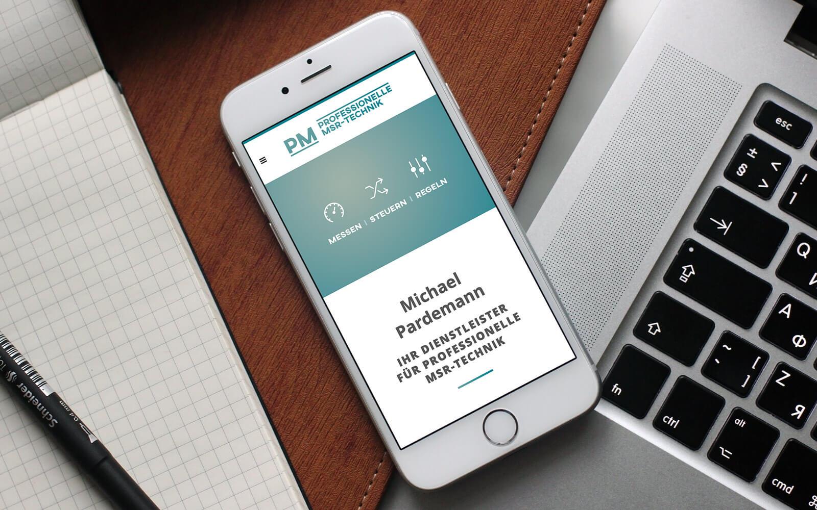 PM • MSR – Website Mobile