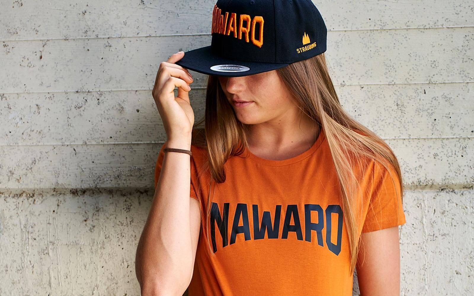 NawaRo Straubing – Flexfit-Cap & Shirt (© German Popp)