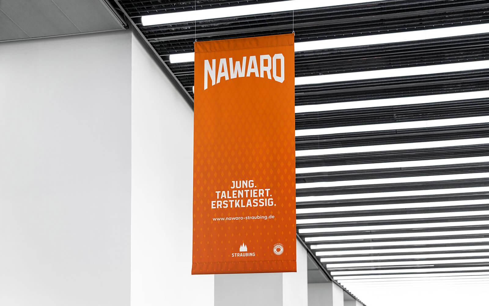 NawaRo Straubing – Imagebanner
