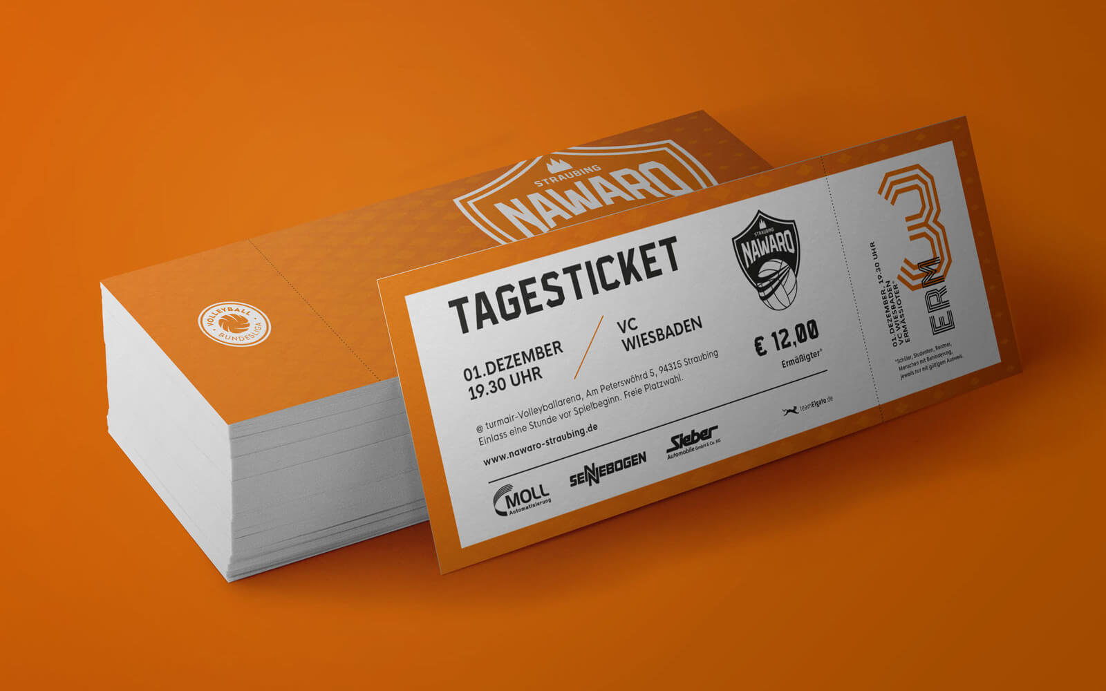 NawaRo Straubing – Tickets