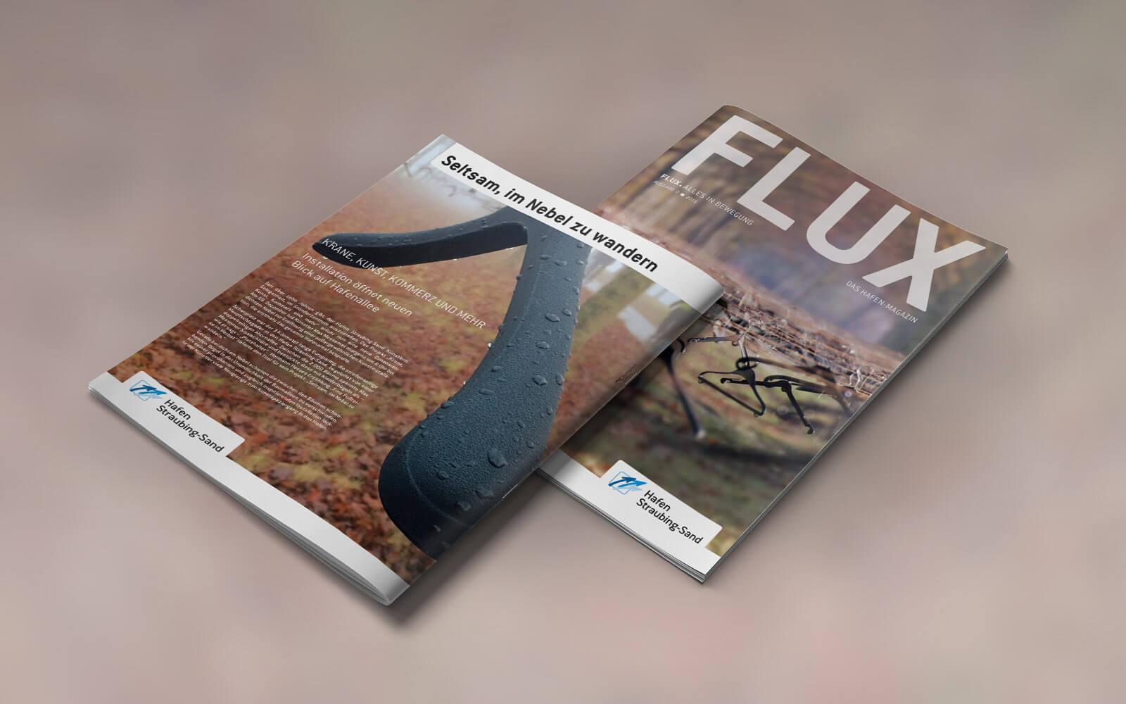 Flux – Das Hafenmagazin