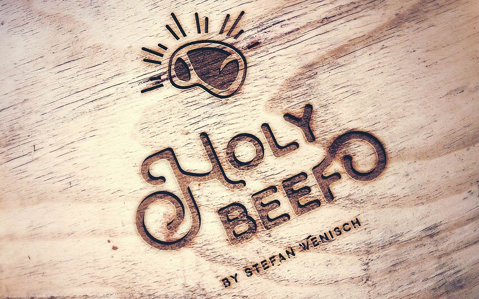 HOLY BEEF – Branding
