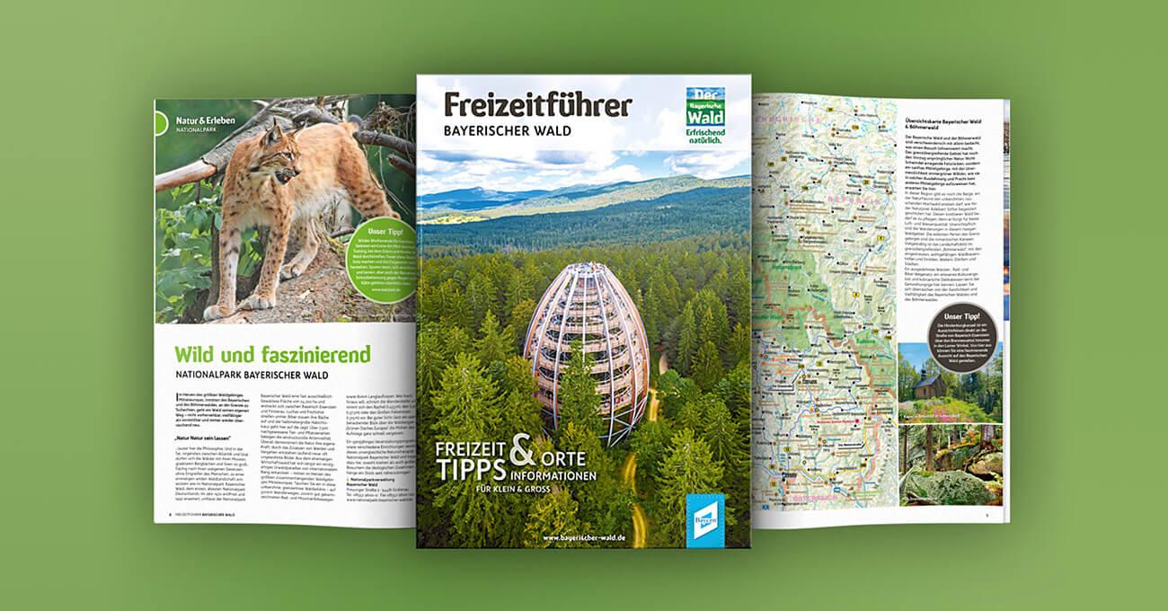 teamElgato News – Freizeitführer Bayerischer Wald