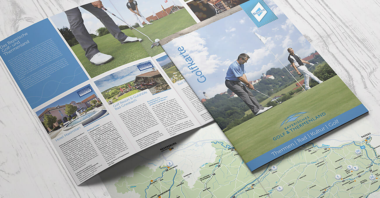 teamElgato News – Golfkarte für's Bayerische Golf & Thermenland
