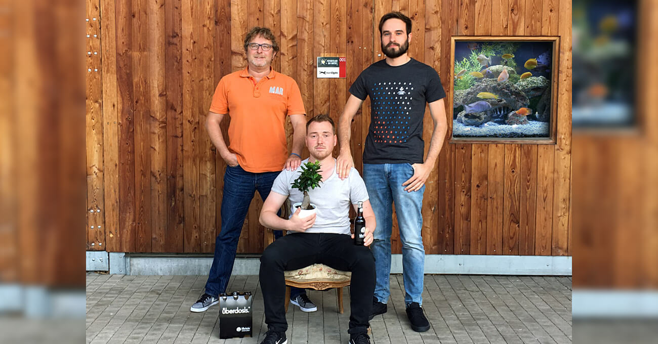teamElgato News – Neuer Mitarbeiter bei teamElgato