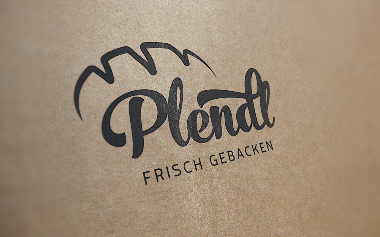 Plendl Baeckerei – Logo