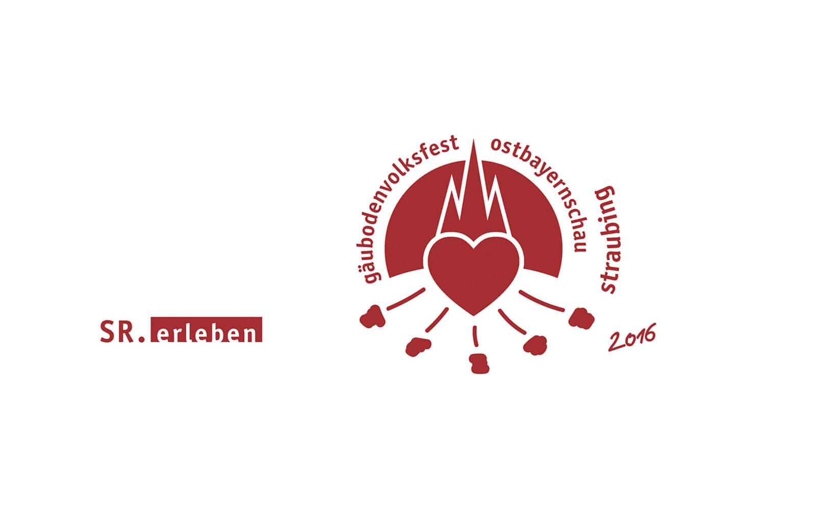 Motiv Sammlerkrug für's Gäubodenvolksfest & Ostbayernschau 2016