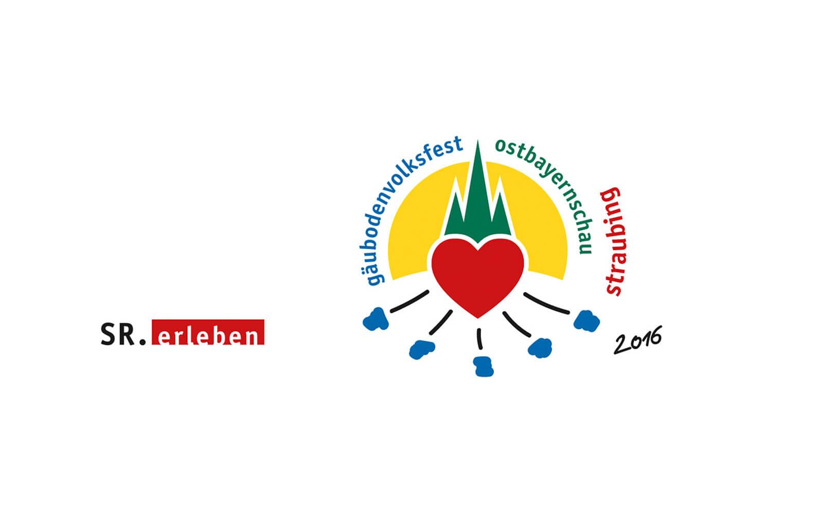 Motiv Sammlertasse für's Gäubodenvolksfest & Ostbayernschau 2016