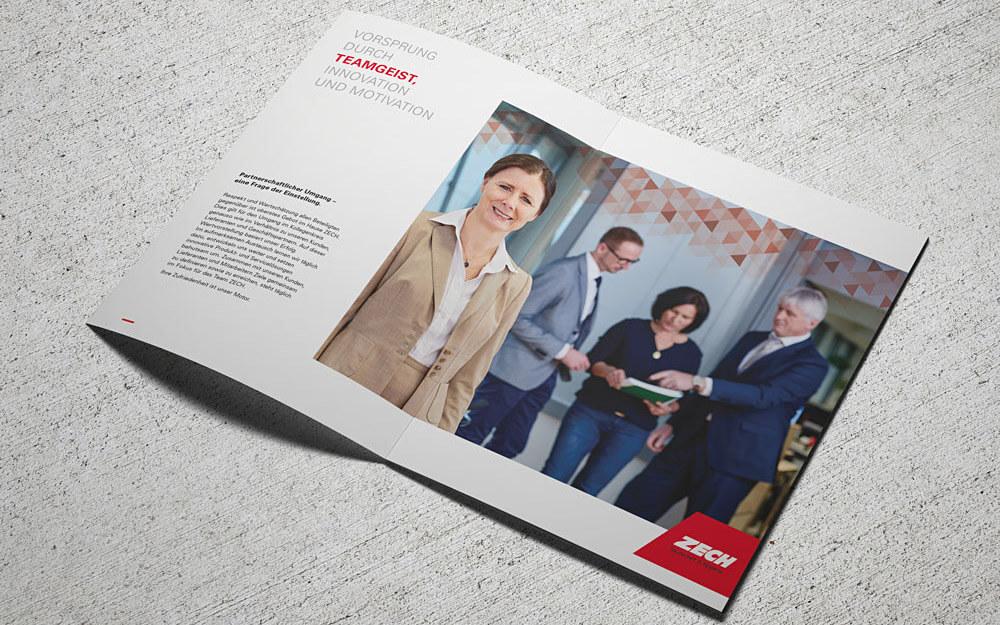 Zech GmbH – Imagebroschüre