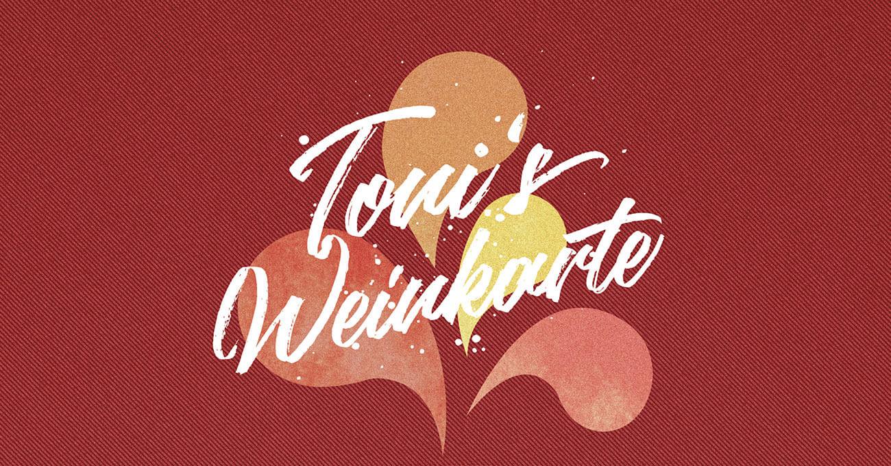teamElgato News – TONI's Weinkarte