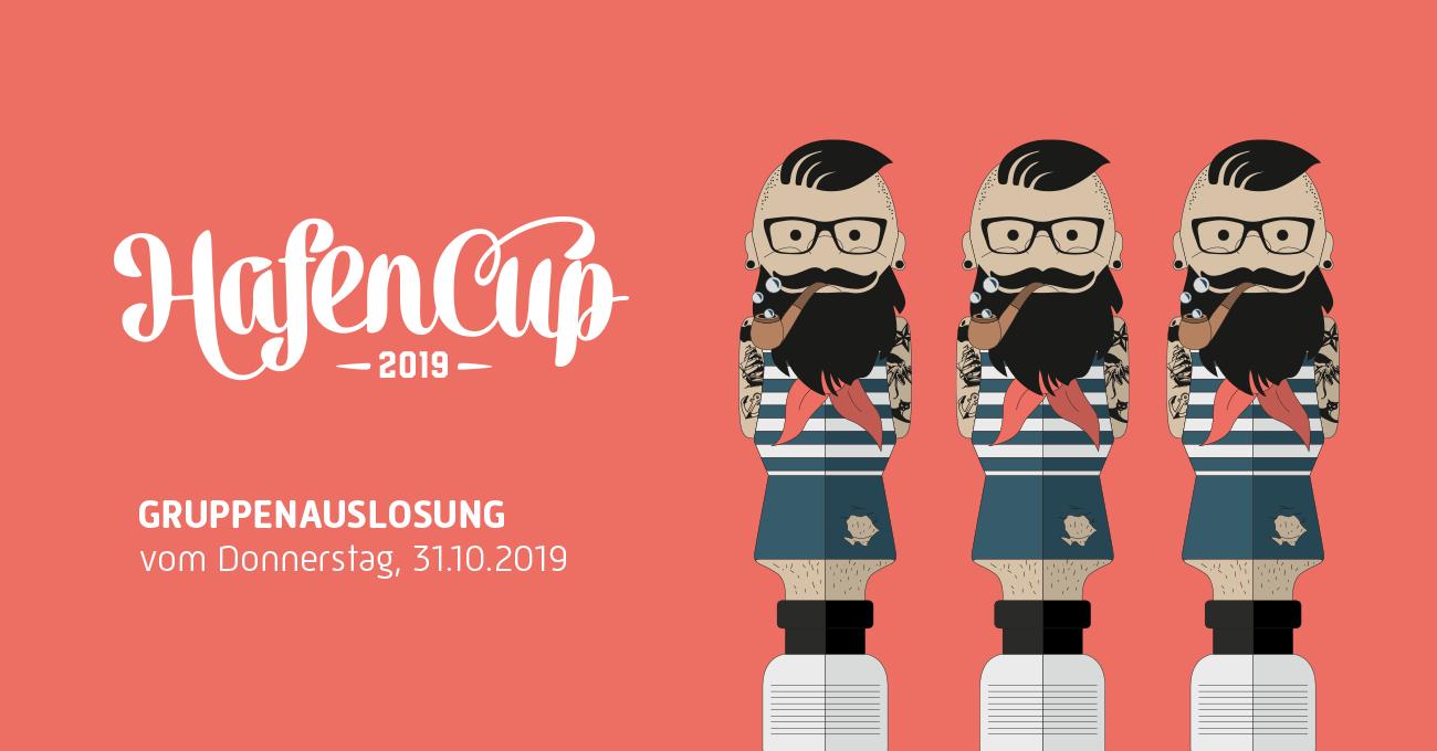 teamElgato News – HafenCup 2019 Gruppenauslosung