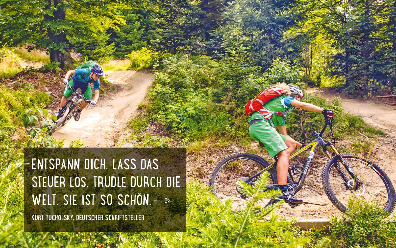 Trans Bayerwald – Impression (© Foto: Andreas Meyer)
