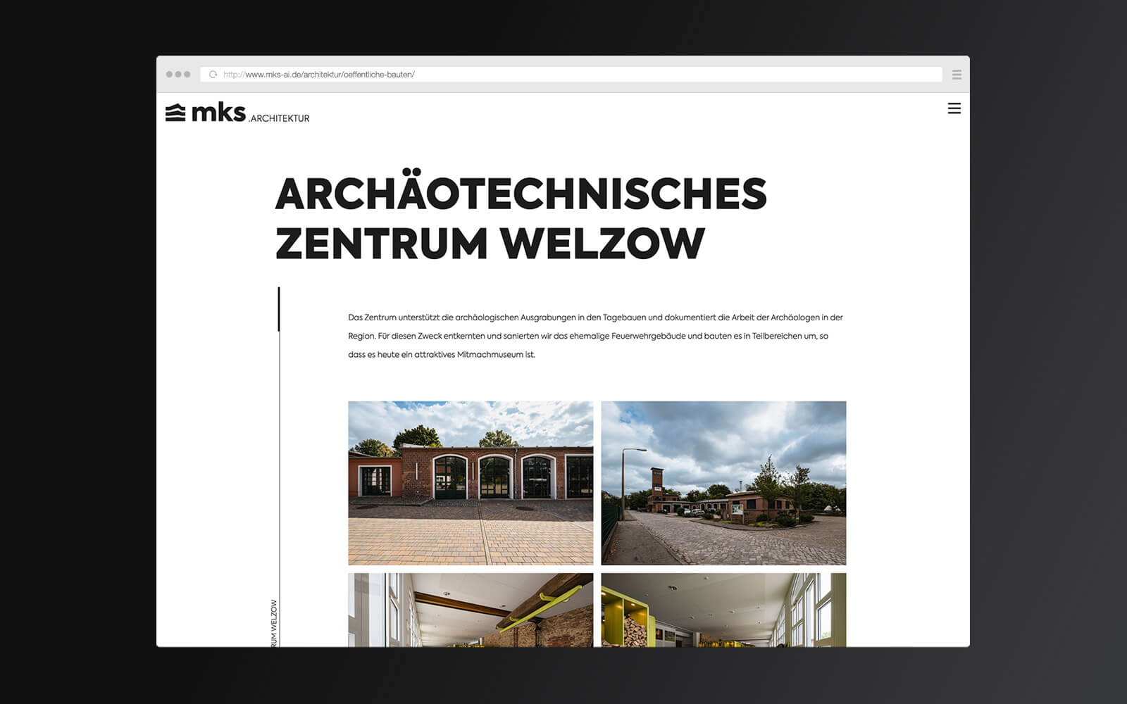 mks – Website Portfolio