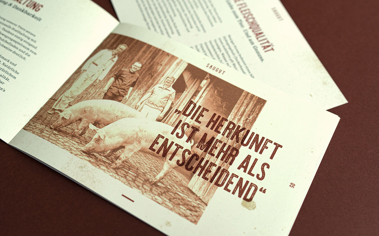 SAUGUT – Broschüre Innen