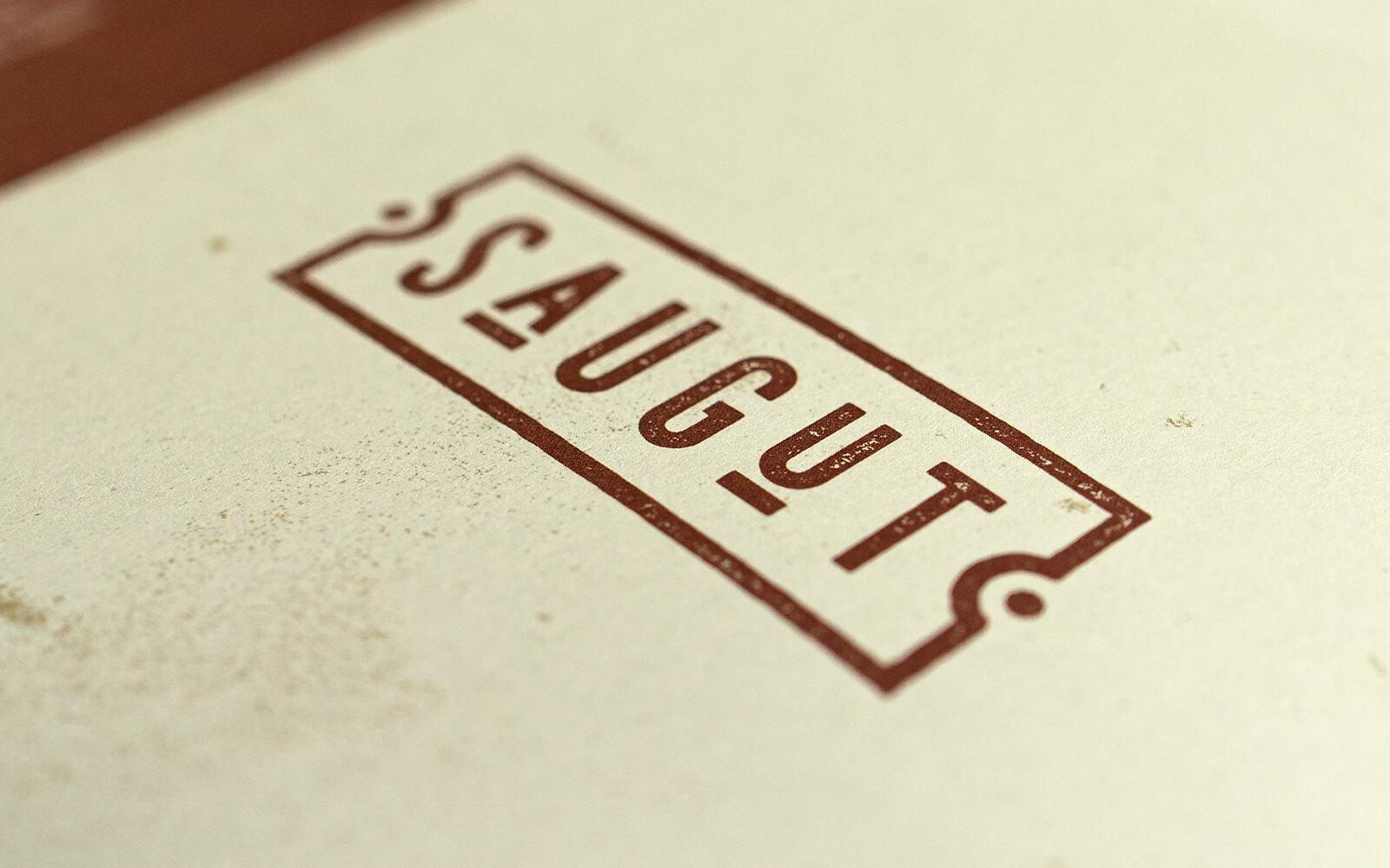 SAUGUT – Logodesign