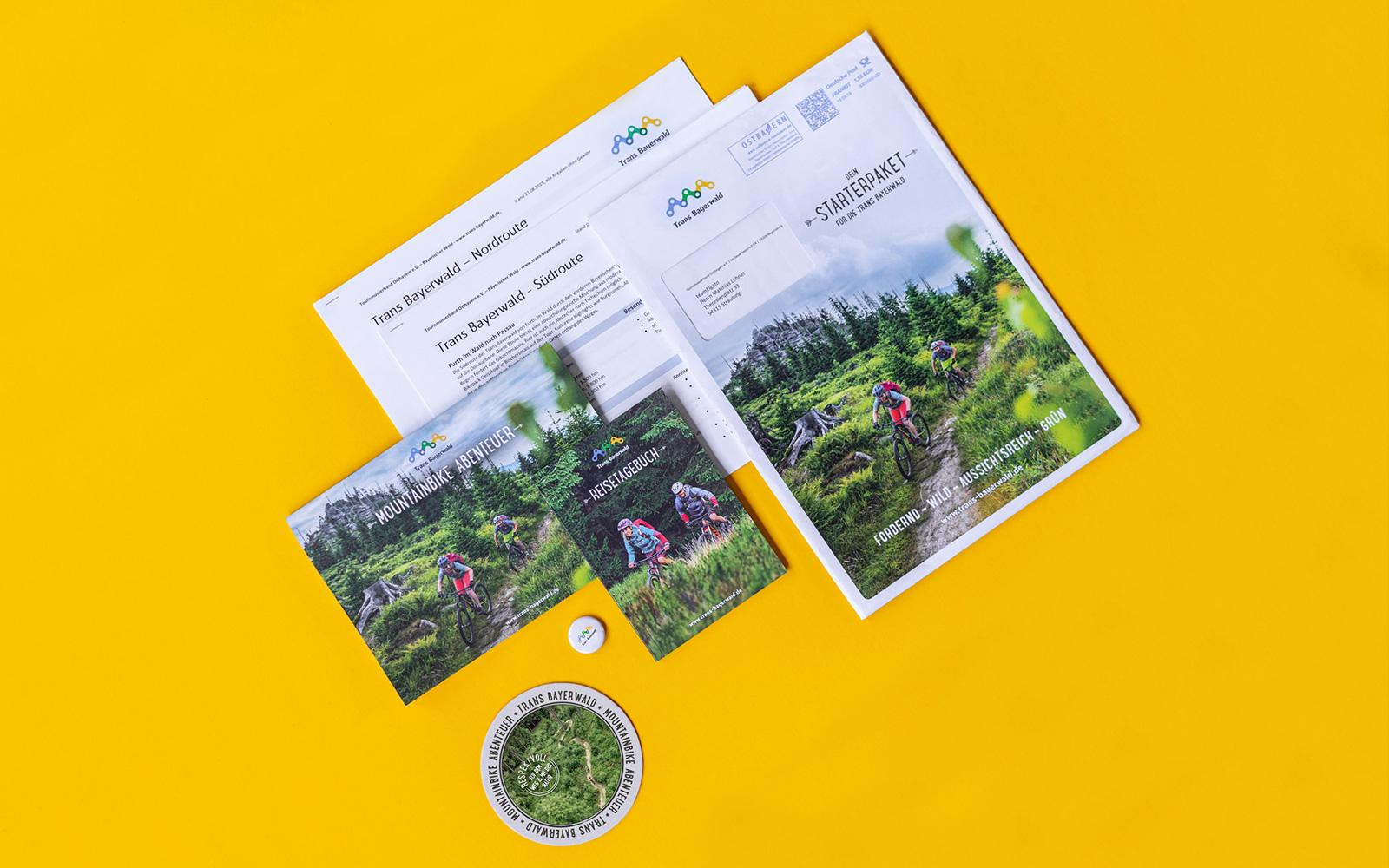 Trans Bayerwald – Starterpaket