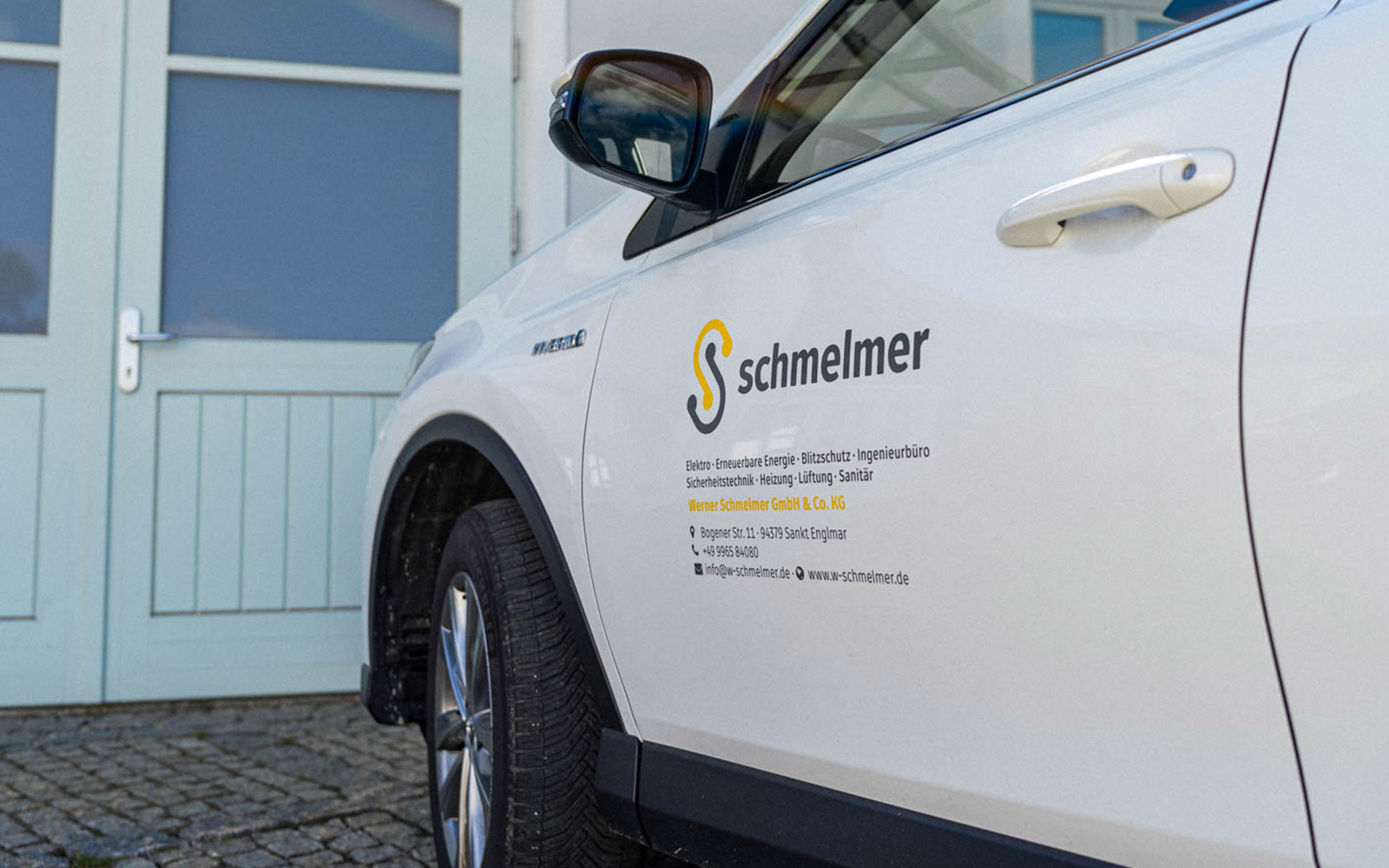 Werner Schmelmer GmbH & Co.KG – Car Wrapping