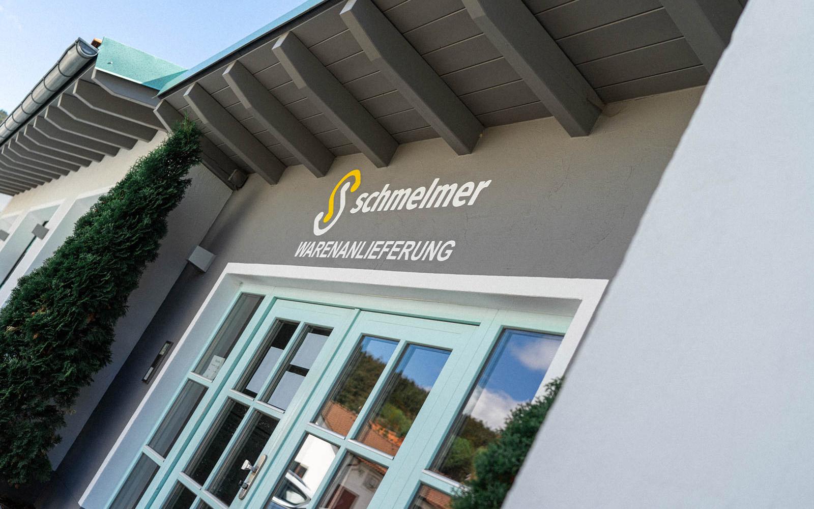Werner Schmelmer GmbH & Co.KG – Logo Warenanlieferung