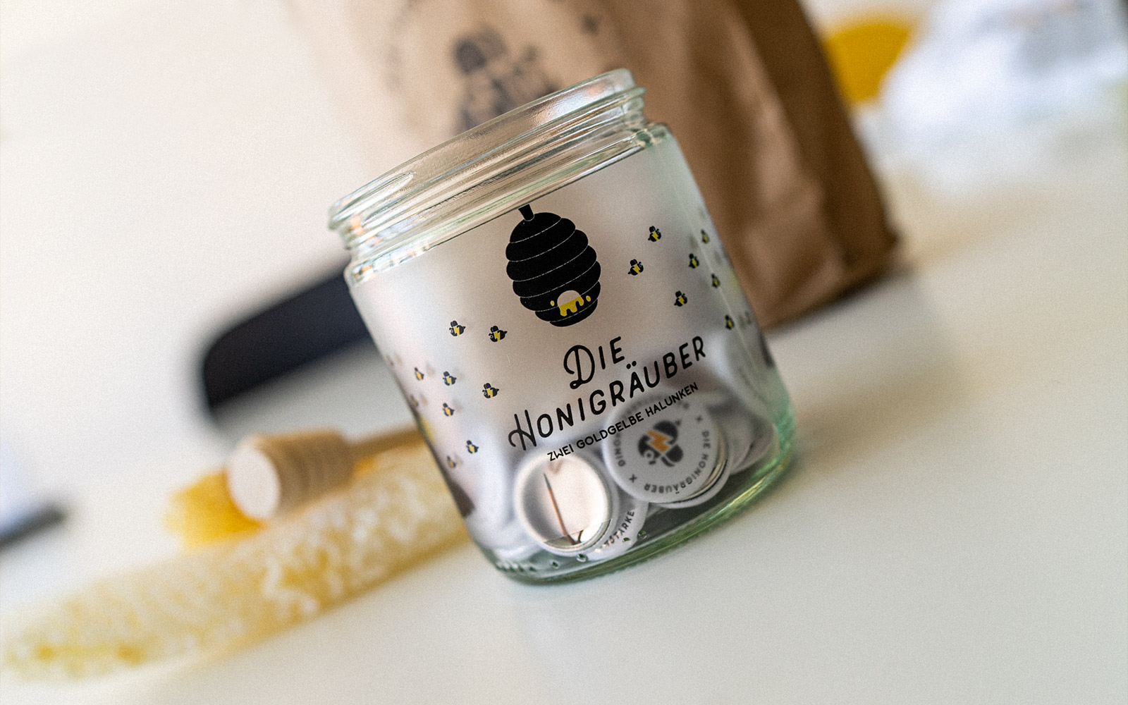 Die Honigräuber