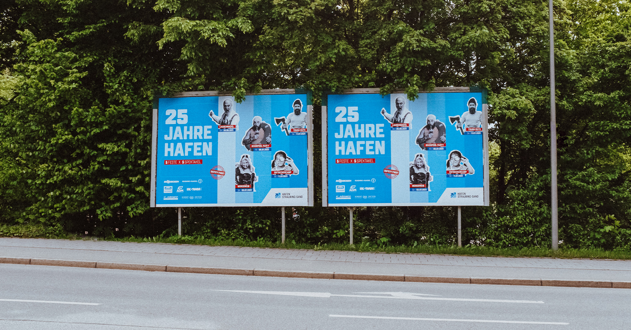 teamElgato News – 25 Jahre Hafen Straubing-Sand
