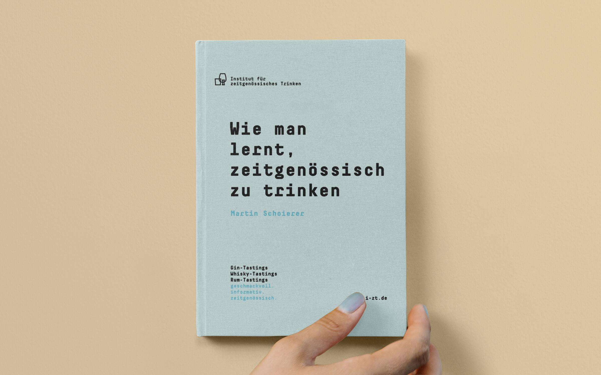 Institut für zeitgenössisches Trinken – Buch
