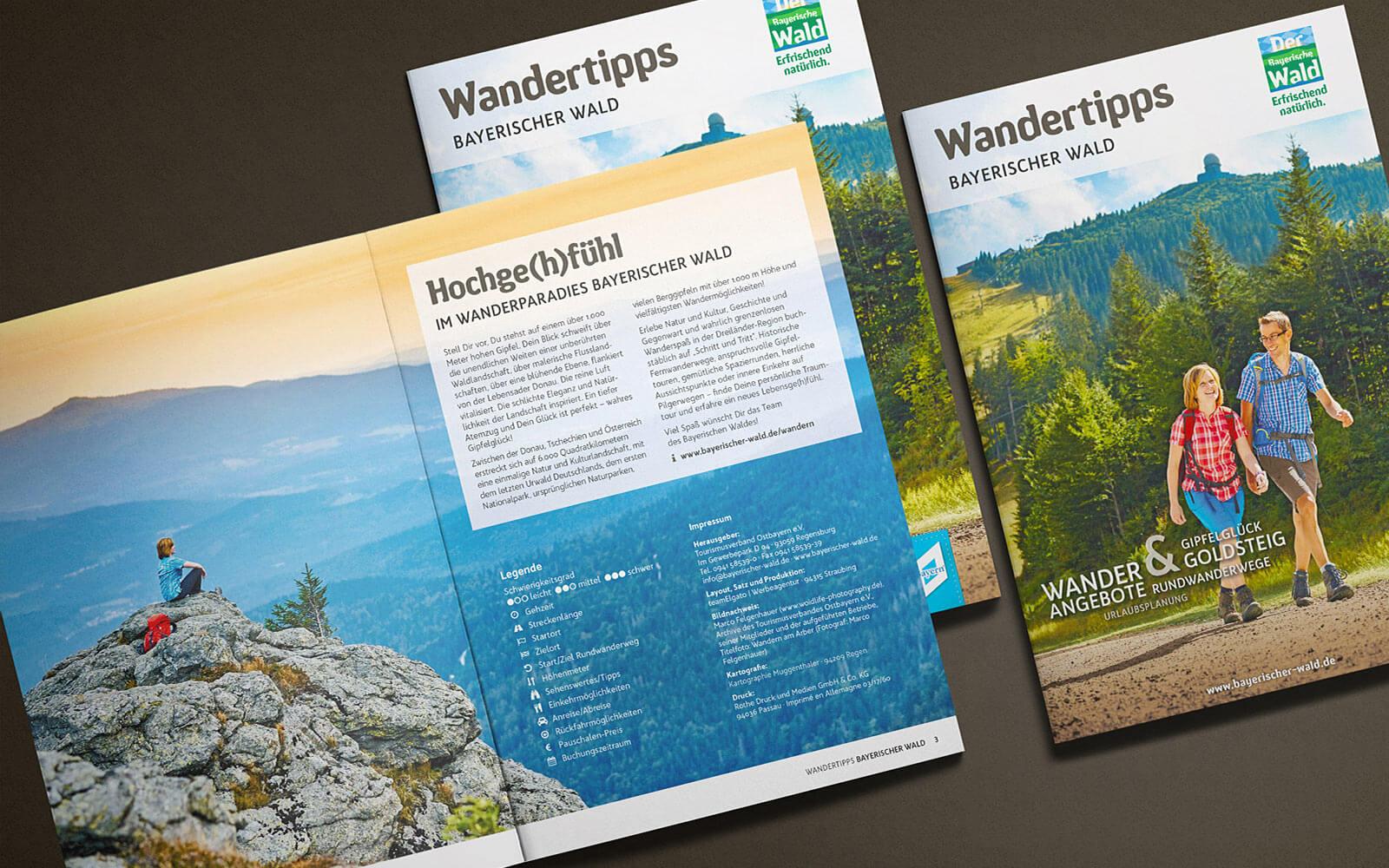 Bayerischer Wald – PocketGuide Wandertipps